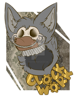 Clockwork Badge by MonsterMeds