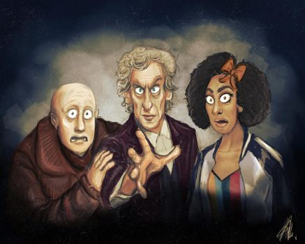 Doctor Who:Time for heroes by RatTheRipper