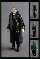 shalka doctor custom figure  -  commission by nightwing1975