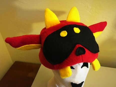Dr Mario Fever Virus Hat by tacksidermia