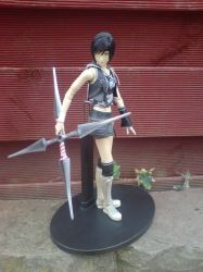 FF7 Yuffie New Pic by l3xxybaby