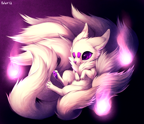Nine Tails by falvie