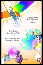 My Little Dashie II: Page 2 by NeonCabaret