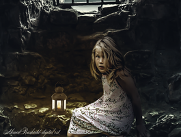 Fear of childhood by Ahmed-Rashad-Art