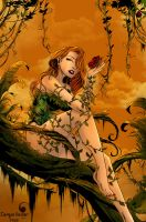 Poison Ivy by Ftale