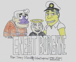 Ernest Borgnine Tribute by CelmationPrince