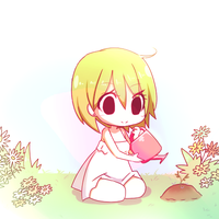 Planting by Zorrei
