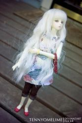 Taela Default Wig 002 by tennyomelime