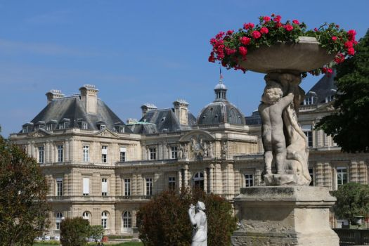 Jardin du Luxembourg Stock 16 (private use) by Malleni-Stock