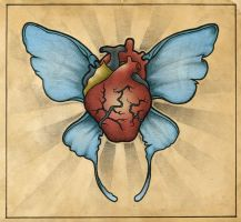 Bellicose Butterfly by scumbugg