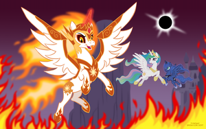 Daybreaker Returns by Tim-Kangaroo