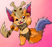 Gnar! by Pweety-Kitty