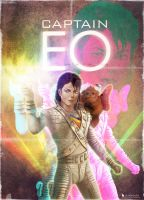 Captain EO by clementmeriguet