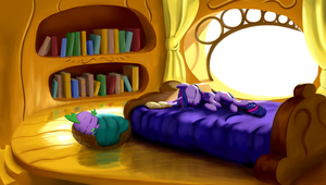 Laziness by NadnerbD