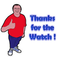 Thanks Watch by Colin-Bentham