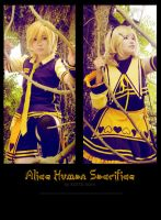 VOCALOID- The Twins Alice by o0oFairyo0o