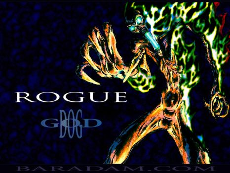 God Dog: Rogue 3 by Baradam