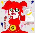 Circus Baby - Sister Location by mitchika2