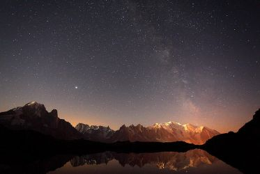 Milky Way by alexandre-deschaumes
