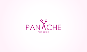 PANACHE hair salon logo by Evey90