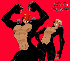Bone Breaker by gh0stmoth