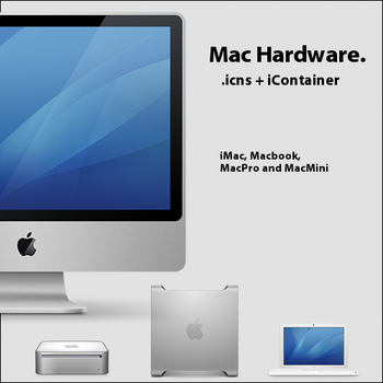 Macintosh Hardware. by gabrieleverett