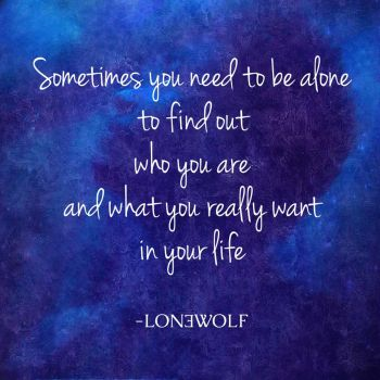 lon3wolf, Life Quote by lon3wolfofficial