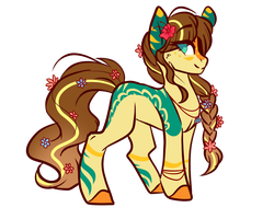 MLP Hawaii theme audiction (CLOSED) by adoptsyaybb