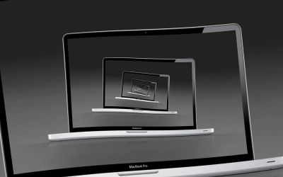 Macbook Pro Wall by mark-flammable