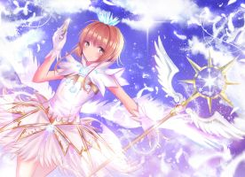 Sakura Card Captors by Fhilippe124