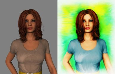 Eva-painted-comparison by JV-Andrew