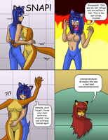 Shower Surprise 2 by gameboysage