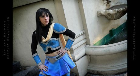 Liviana Hildred 05 by Bastetsama-Cosplay