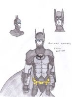 Gotham's Dark Knight Final Design by JOHN-DOEnKRIS-DARIO