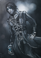 Corvo Attano by Reliah