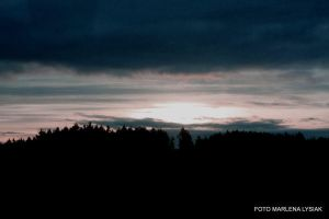 sunset after storm by MarlenaLphotography