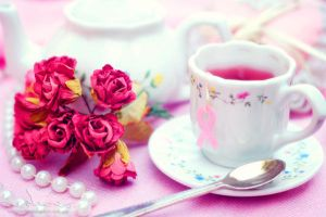 Think Pink Tea by FreeSpiritFotography