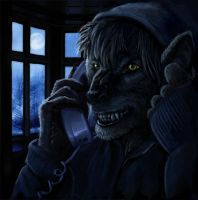 Yes This Is Werewolf by Viergacht