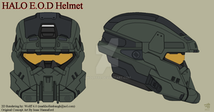 Halo EOD Helmet by Wolff60