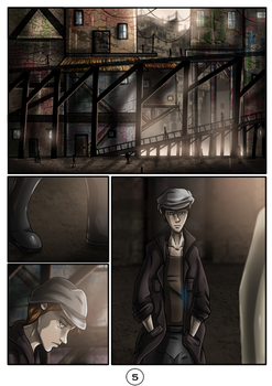 TCM: Volume 4 (pg 5) by LivingAliveCreator