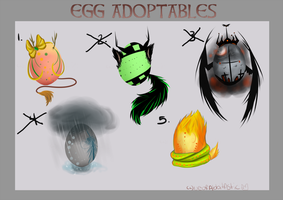 Egg Adoptables-OPEN- Closed by NeoRabbitastic