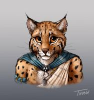 Just A Harmless Lynx by TitusWeiss