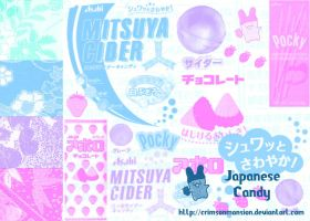 Japanese Candy by crimsonmansion