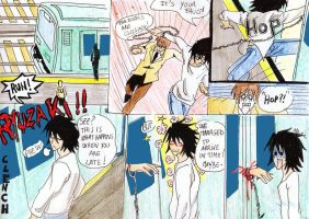 Death Note How To Kill - Late by thewomaninred