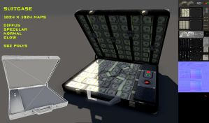 Free Suitcase Money Bomb Pack by Yughues