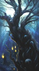 Tree of Souls by Grimstitch