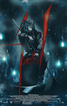 hades|movie poster by eungyu