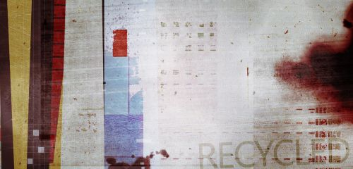2015 RECYCLED - Digital Handmade Texture 3 by In5omn1ac