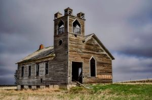 Country Church V by CMiner1