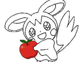 Emolga's Apple